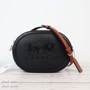 NWT Coach Camera Bag with Horse and Carriage